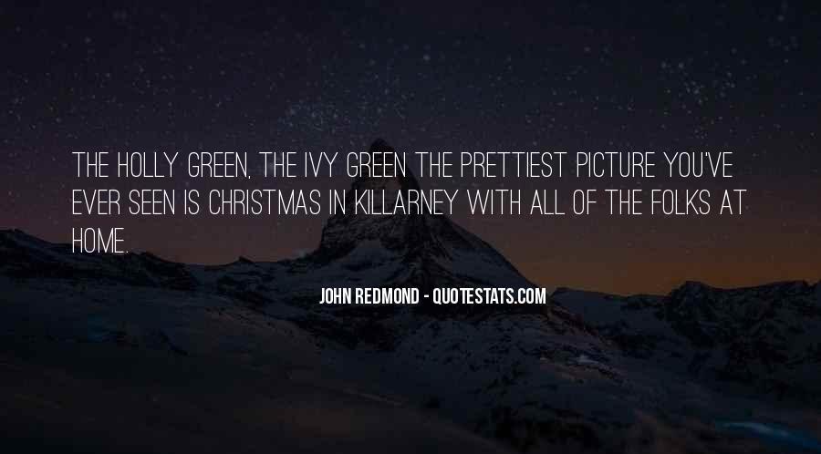 Redmond Quotes #1611344