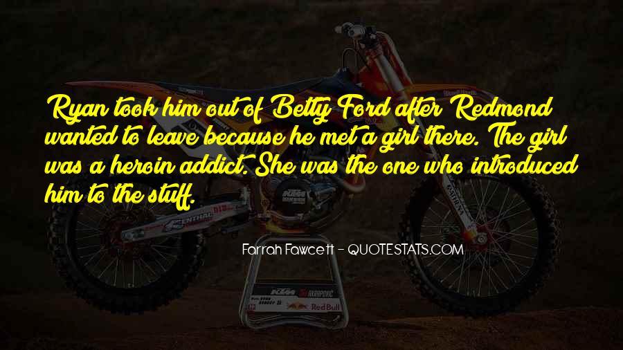 Redmond Quotes #1642467