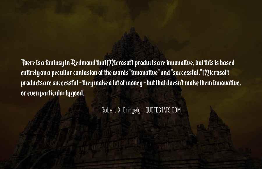 Redmond Quotes #1642722