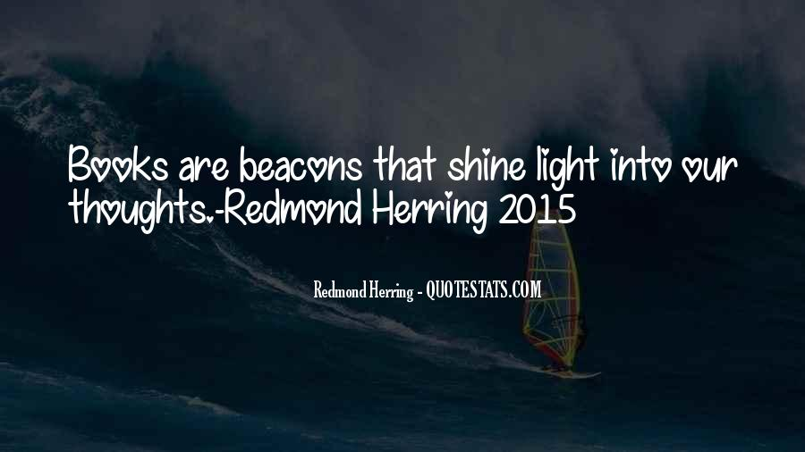 Redmond Quotes #1652660