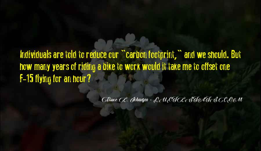 Reduce Waste Quotes #1015740