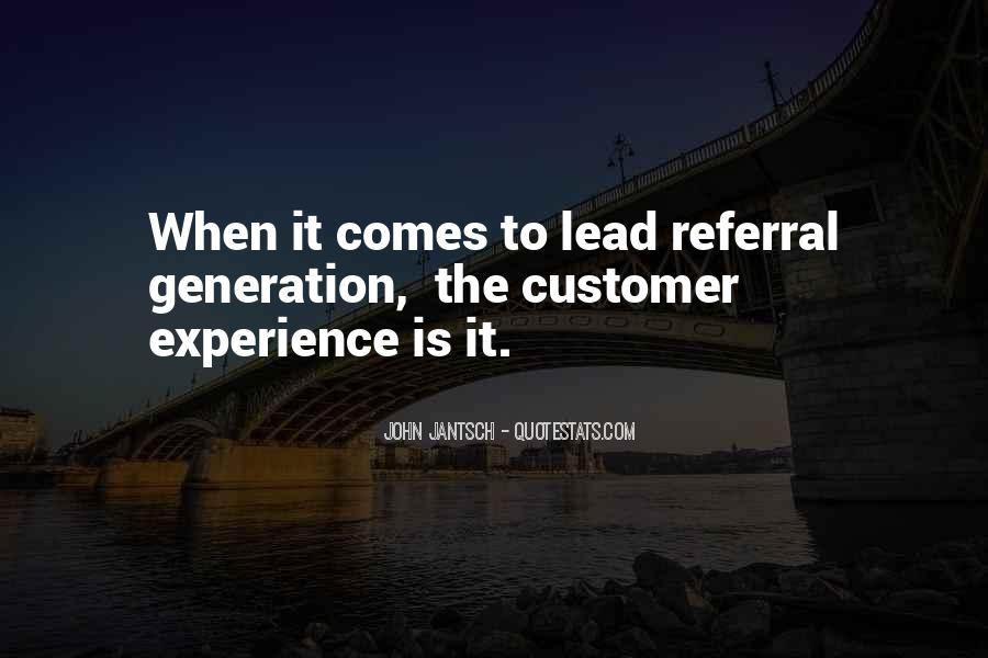 Referral Quotes #1529696