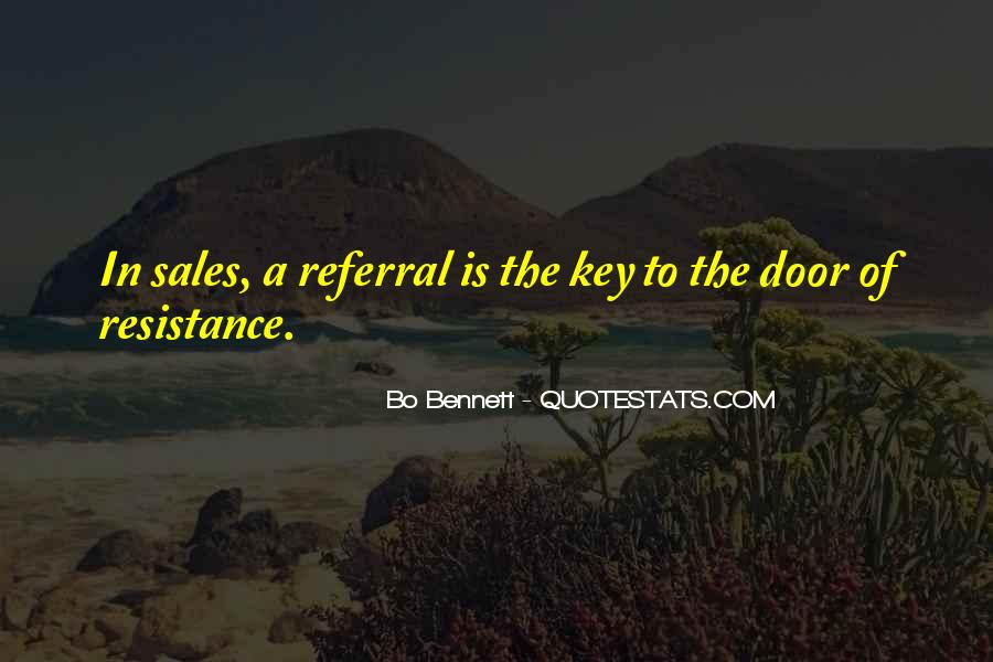 Referral Quotes #918829