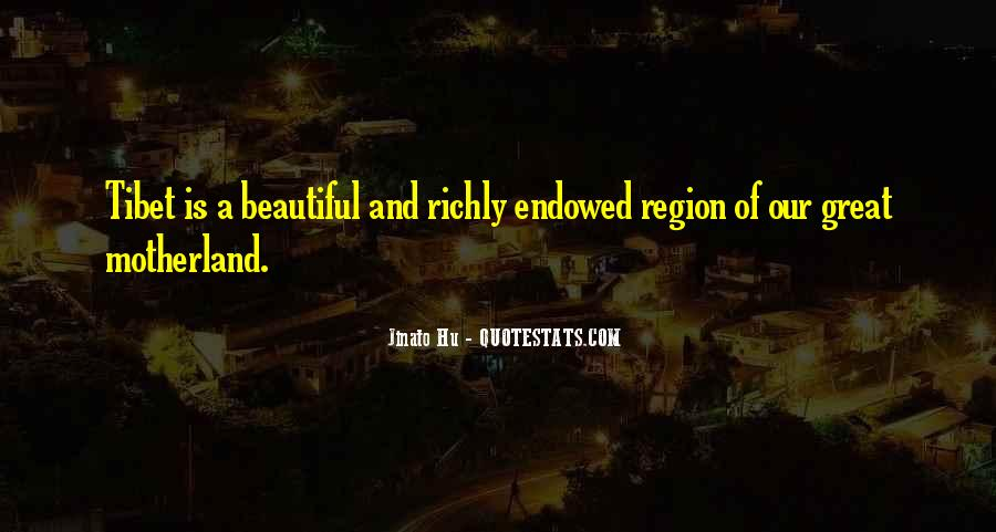 Quotes About Beautiful Motherland #246746