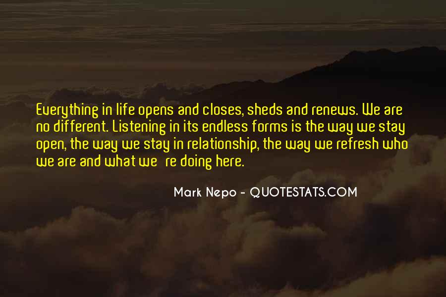 Refresh Life Quotes #196624