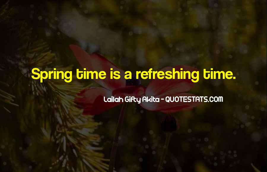Refresh Life Quotes #997068