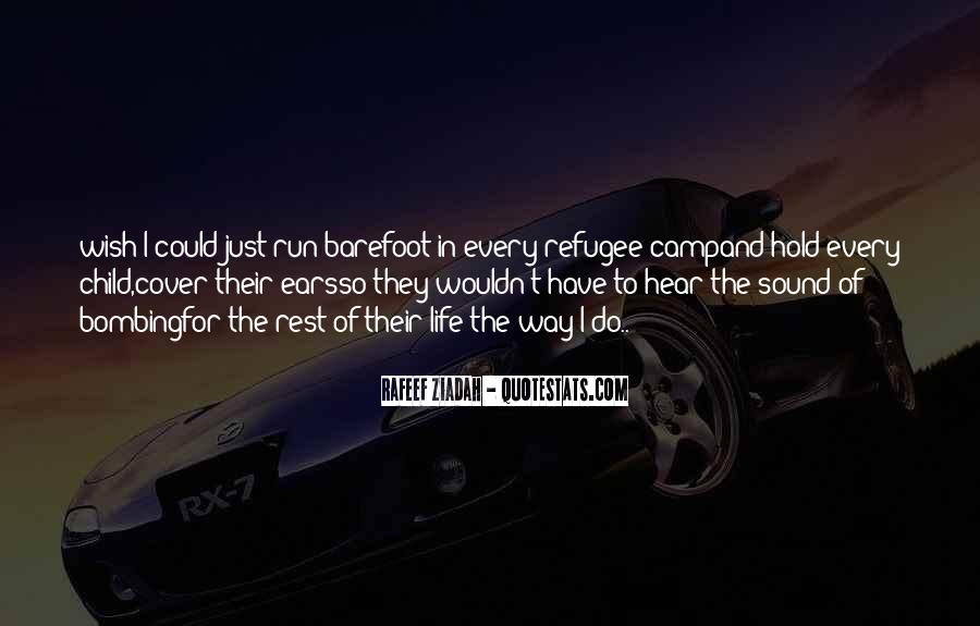 Refugee Quotes #1016516