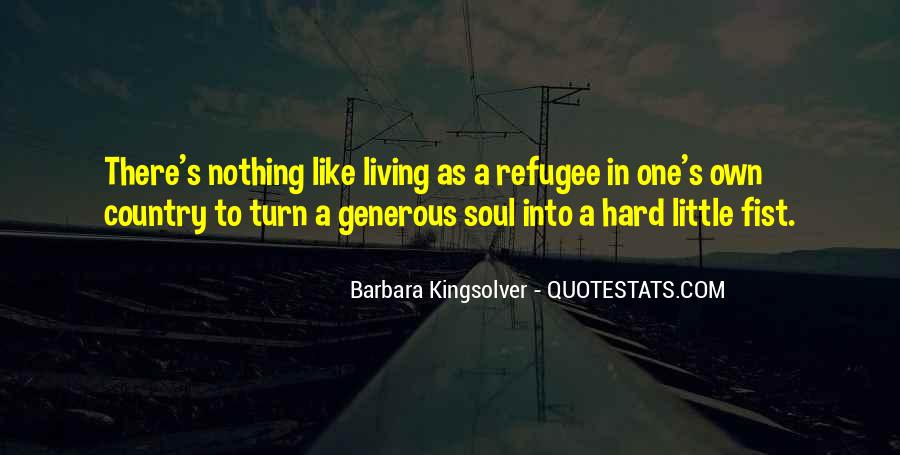 Refugee Quotes #1024743