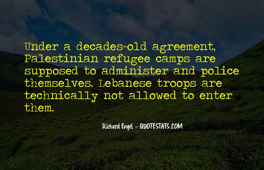 Refugee Quotes #1115723