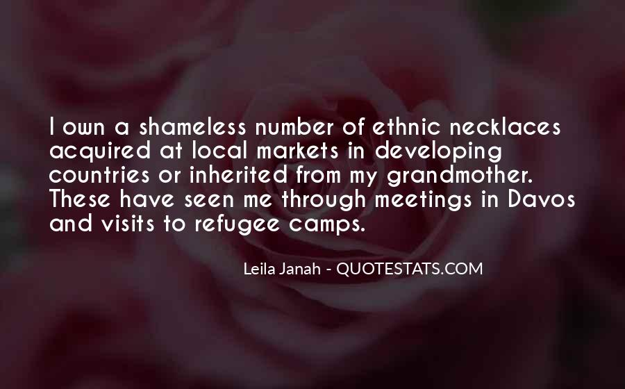 Refugee Quotes #1192036