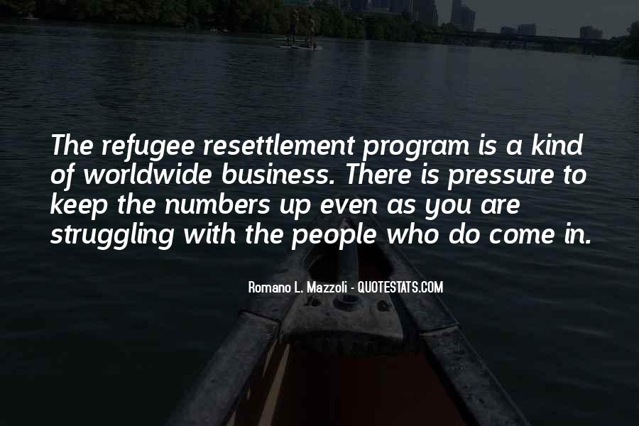 Refugee Quotes #1197654