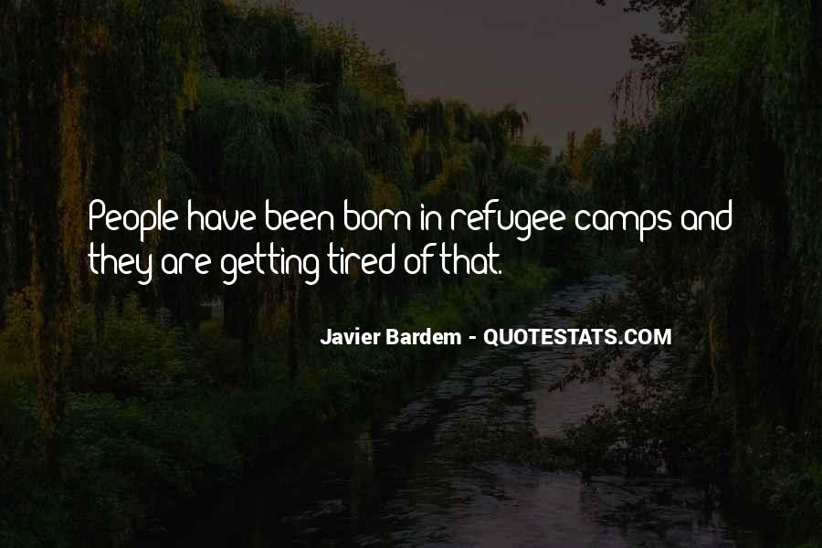 Refugee Quotes #1216276