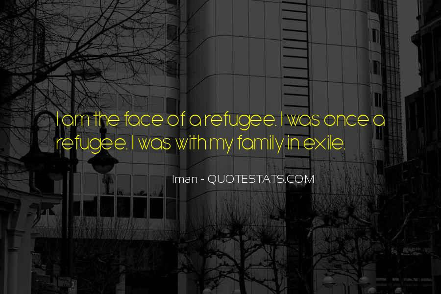 Refugee Quotes #1249199