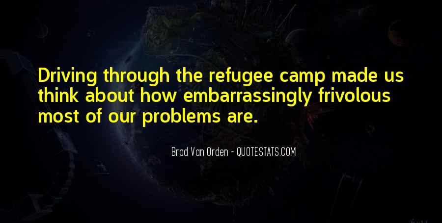 Refugee Quotes #232623