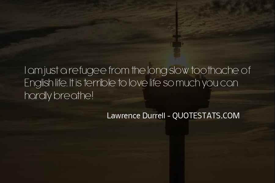 Refugee Quotes #239264