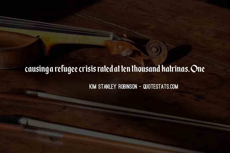 Refugee Quotes #255654