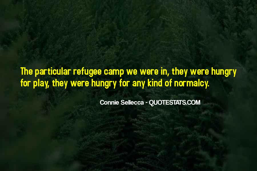 Refugee Quotes #346553