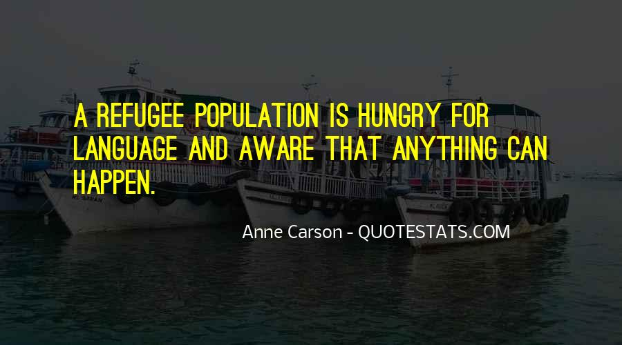 Refugee Quotes #355641