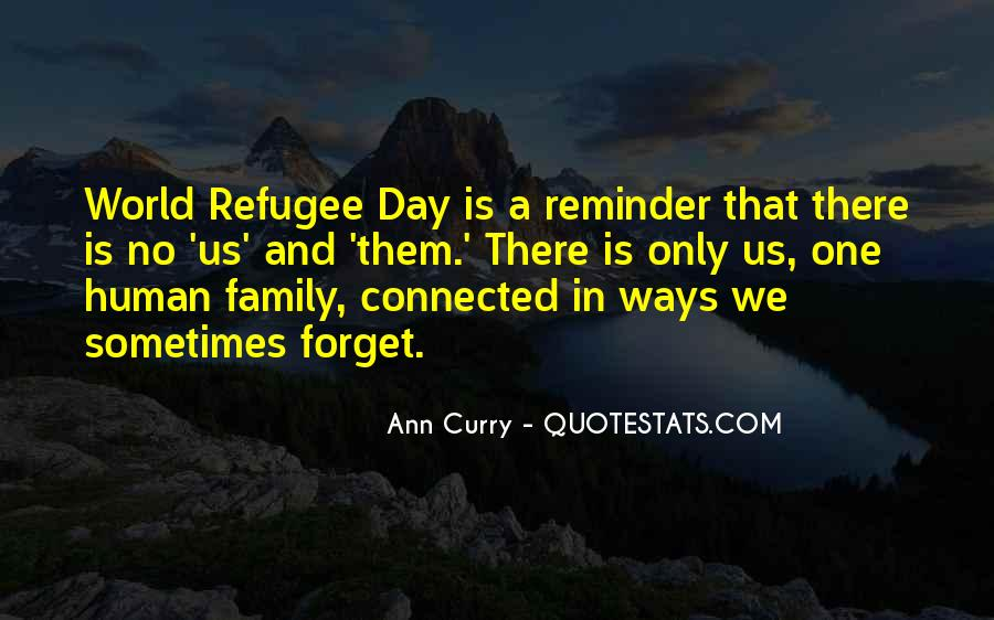 Refugee Quotes #381221