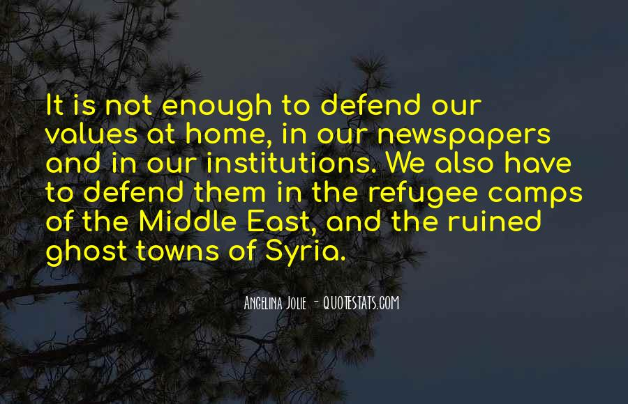 Refugee Quotes #391957
