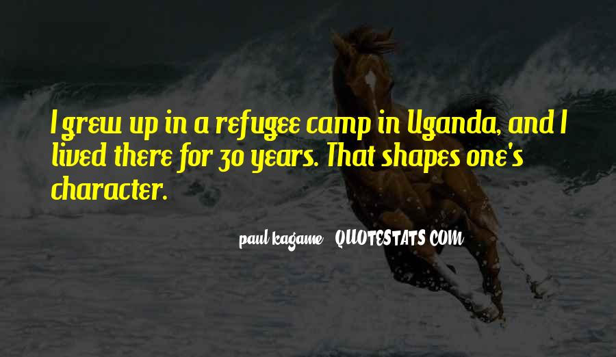 Refugee Quotes #459435