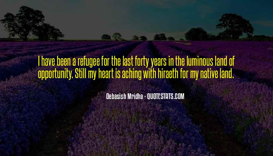 Refugee Quotes #534025