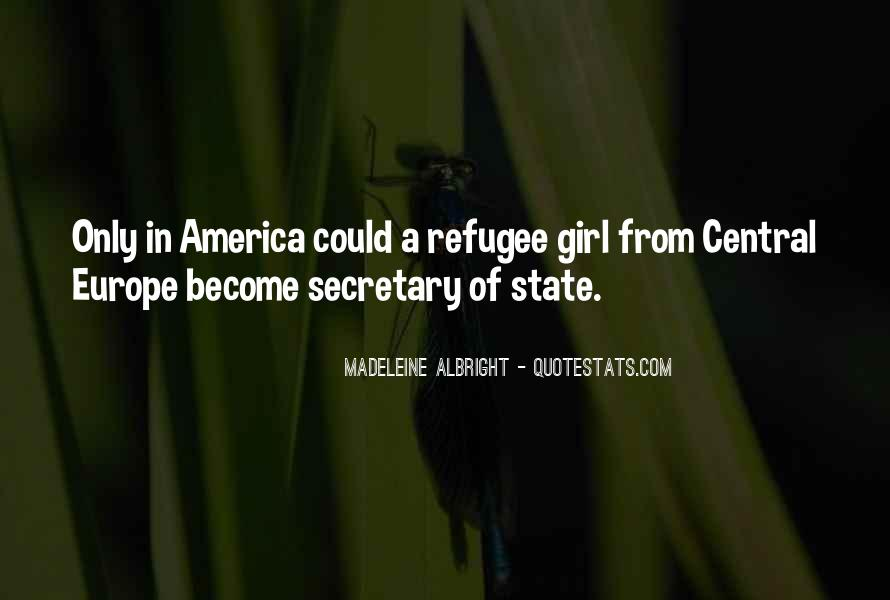 Refugee Quotes #575532