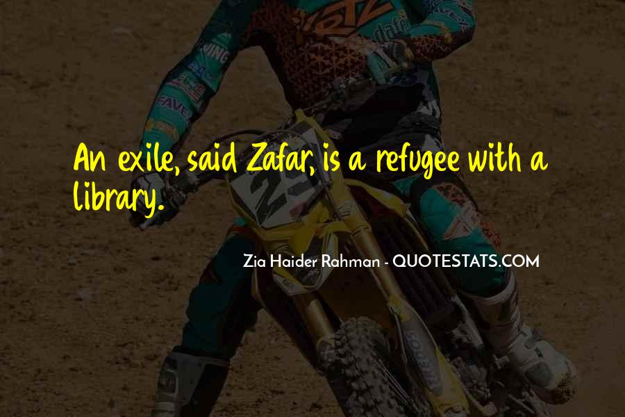 Refugee Quotes #654053