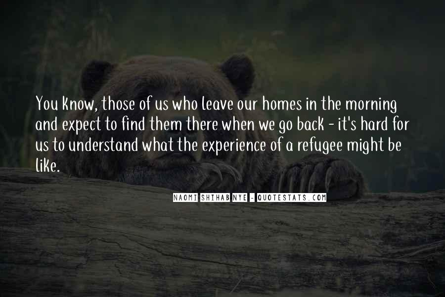 Refugee Quotes #742254