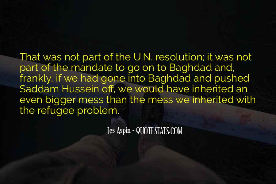 Refugee Quotes #748083