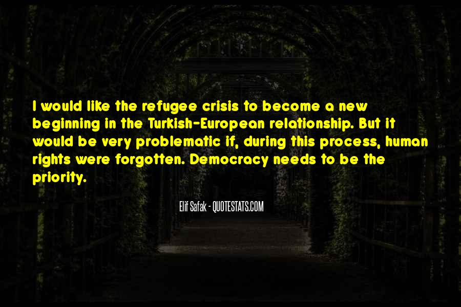 Refugee Quotes #836537