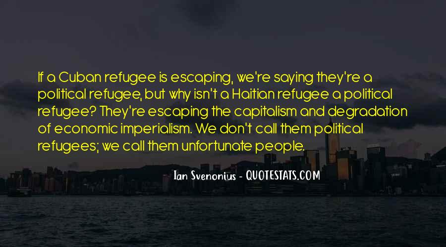 Refugee Quotes #843147