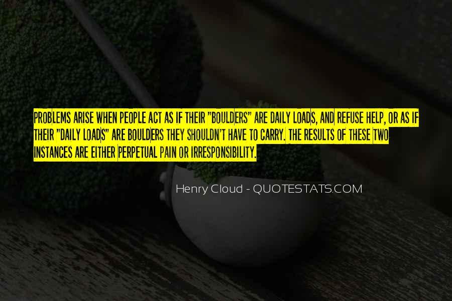 Refuse Help Quotes #1434829
