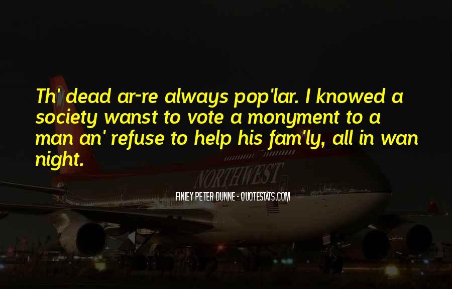Refuse Help Quotes #1689763