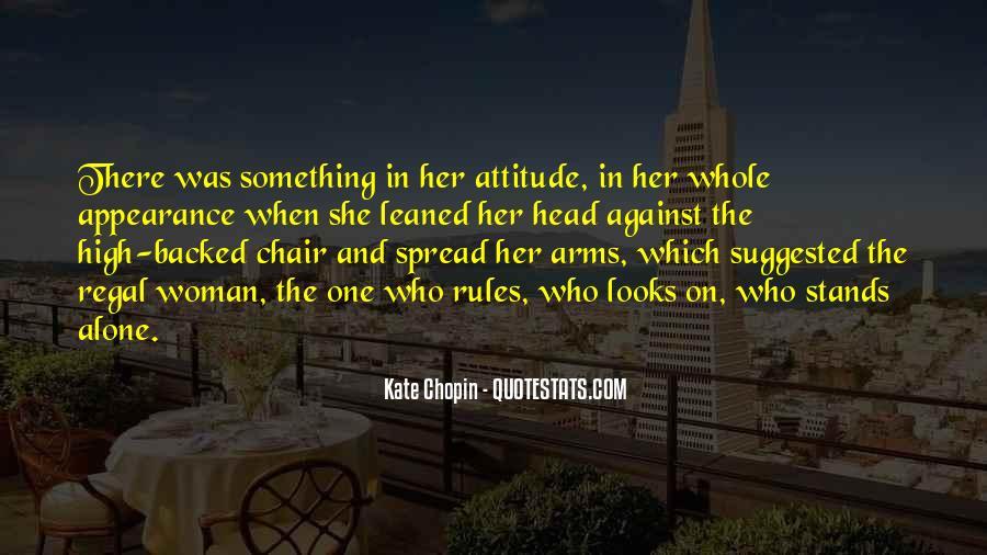Regal Woman Quotes #162354