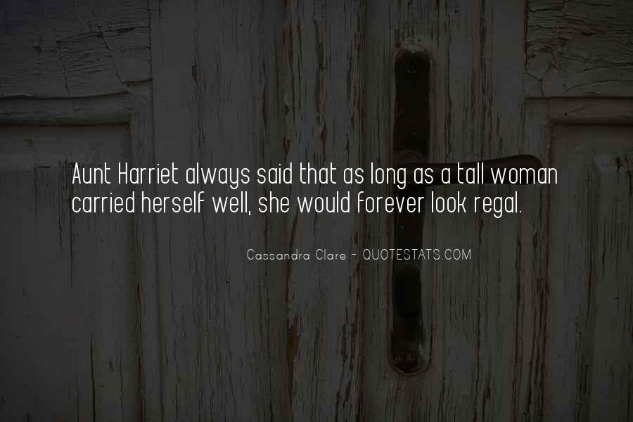 Regal Woman Quotes #394499