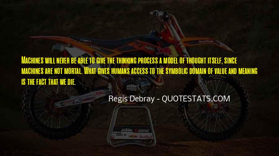 Regis Quotes #1475732