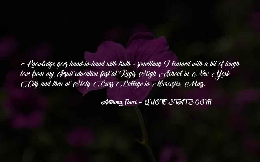 Regis Quotes #1614963