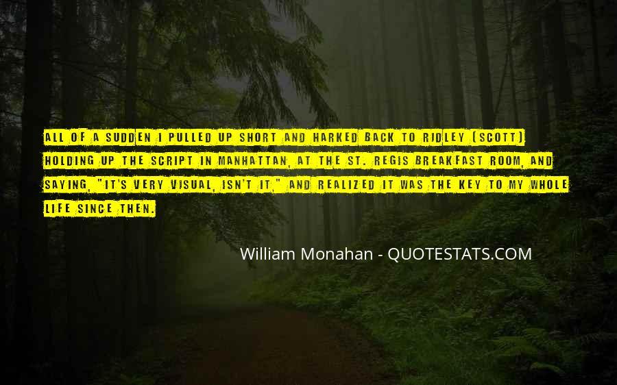 Regis Quotes #689040