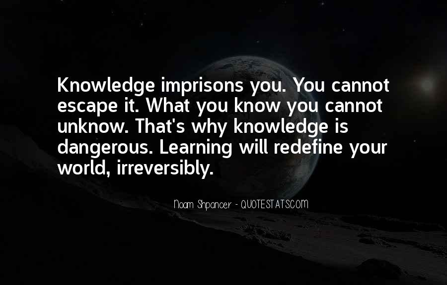 Quotes About Unknow #1337357