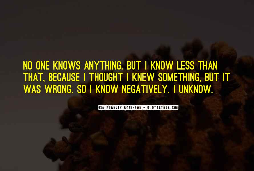 Quotes About Unknow #194244