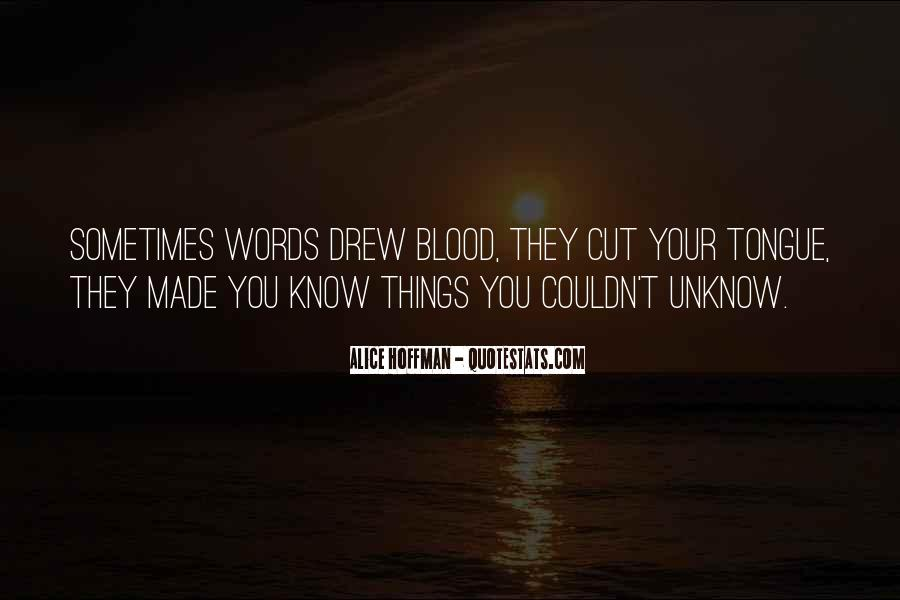 Quotes About Unknow #468741