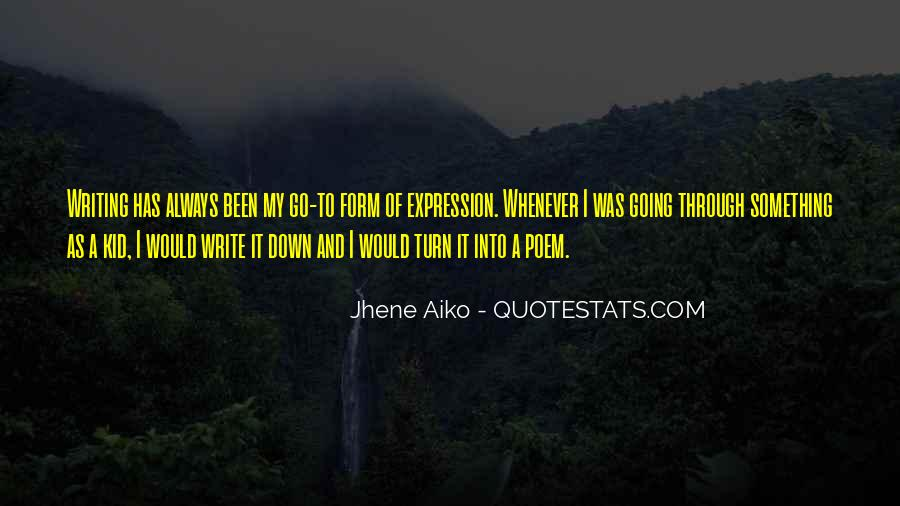 Quotes About Jhene Aiko #1030775