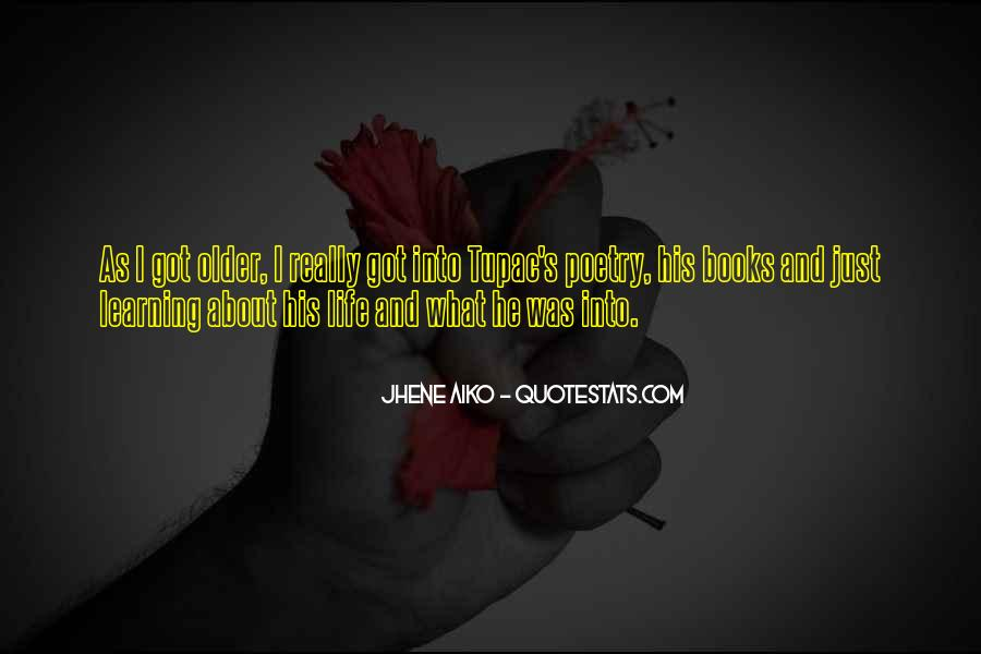 Quotes About Jhene Aiko #613713