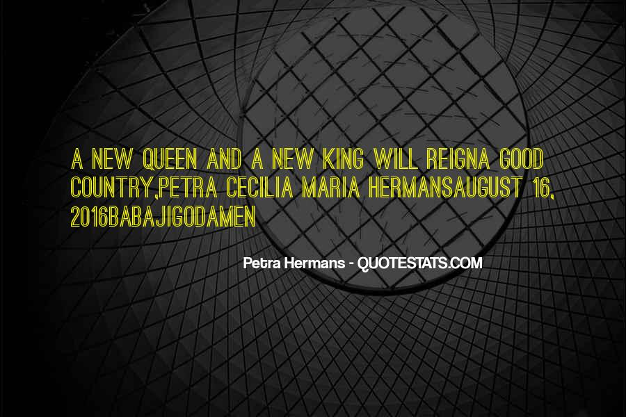 Reign For King And Country Quotes #1507012