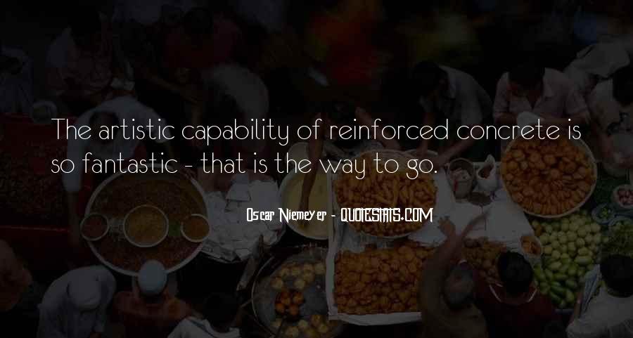 Reinforced Concrete Quotes #1124586