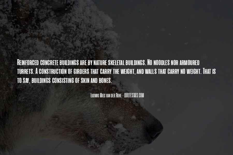 Reinforced Concrete Quotes #847954
