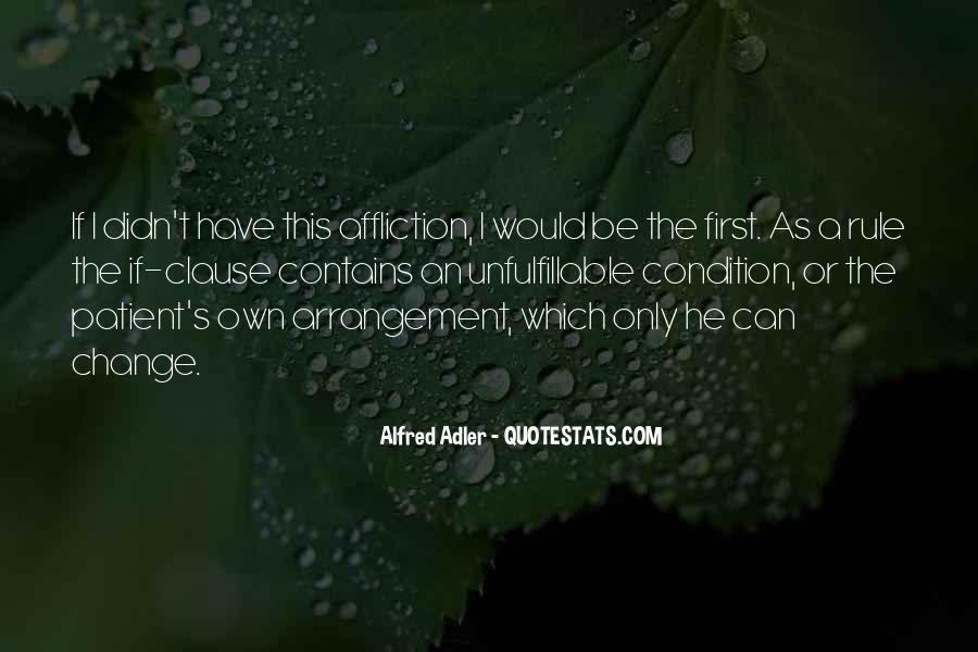 Quotes About Alfred Adler #1132797