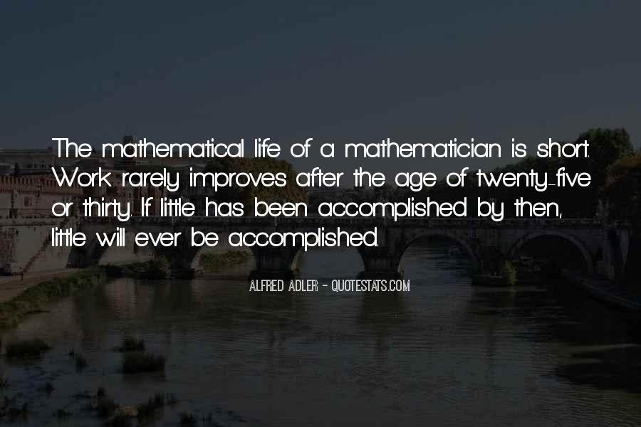 Quotes About Alfred Adler #131957
