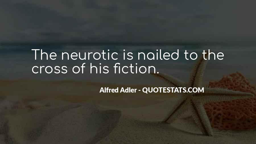 Quotes About Alfred Adler #1530357
